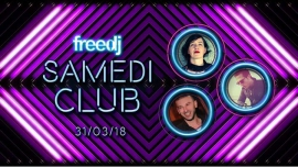 Samedi Club in Paris le Sat, March 31, 2018 from 07:00 pm to 04:00 am (Clubbing Gay)