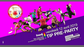 TIP Pré-Party à Paris le ven. 12 avril 2019 de 19h00 à 04h00 (Clubbing Gay)