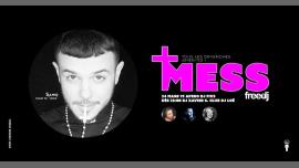 Mess - La soirée POP et Décalée du freedj em Paris le dom, 24 março 2019 22:00-03:00 (Clubbing Gay)