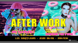 AFTER WORK Avec Ari Korrales (from Bcn) + After Jeudi Barré in Paris le Thu, June  6, 2019 from 08:00 pm to 03:00 am (After-Work Gay)