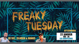 Freaky Tuesday #2 à Paris le mar. 22 janvier 2019 de 18h00 à 02h00 (After-Work Gay)