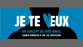 Je te veux - Scène Ouverte d'humoristes - Les Souffleurs (H-20) in Paris le Sun, January 13, 2019 from 07:00 pm to 09:00 pm (After-Work Gay)