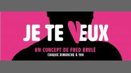 JE TE VEUX - Comedy Jam Fighter - Scène ouverte aux Souffleurs ! à Paris le dim. 24 février 2019 de 19h00 à 21h00 (Spectacle Gay)