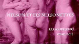 Nelson et les Nelsonnettes aux Souffleurs in Paris le Sat, February  2, 2019 from 10:00 pm to 05:00 am (Clubbing Gay)