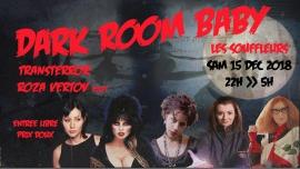 Dark Room Baby - Les Souffleurs à Paris le sam. 15 décembre 2018 de 22h00 à 05h00 (Clubbing Gay)