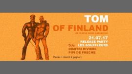Tom Of Finland release party à Paris le ven. 21 juillet 2017 de 21h00 à 02h00 (After-Work Gay)