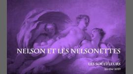 Nelson et les Nelsonettes - Les Souffleurs à Paris le sam. 20 avril 2019 de 19h00 à 22h00 (After-Work Gay)