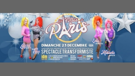 Les folles d'IDM in Paris le Sun, December 23, 2018 from 04:00 pm to 07:00 pm (Sex Gay)