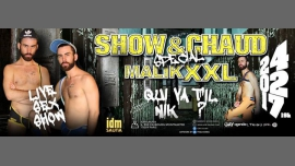 SHOW & CHAUD in Paris le Fri, February 24, 2017 from 07:00 pm to 11:00 pm (Sex Gay)