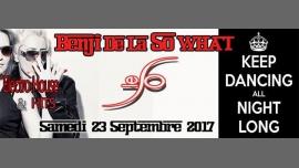 Benji de la So What à Paris le sam. 23 septembre 2017 de 02h00 à 05h00 (Clubbing Lesbienne)