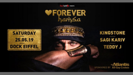 Forever Hamsa Paris with Sagi Kariv @Dock Eiffel in Paris le Sa 25. Mai, 2019 23.00 Uhr (Clubbing Gay)