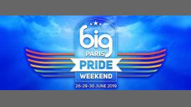 BIG PARIS PRIDE Weekend 2019 em Paris de 28 para 30 de junho de 2019 (Clubbing Gay)
