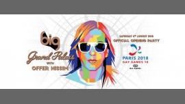 BIG Grand Palais with Offer Nissim (Gay Games Opening Party) à Paris le sam.  4 août 2018 de 23h00 à 06h00 (Clubbing Gay)