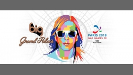 BIG Gay Games Paris Opening Party with Offer Nissim à Paris le sam.  4 août 2018 de 23h00 à 06h00 (Clubbing Gay)