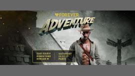 Forever Adventure II with SAGI KARIV à Paris le sam.  9 février 2019 de 23h00 à 06h30 (Clubbing Gay)