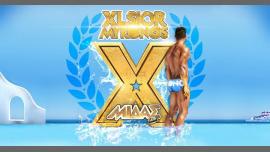 XLSIOR Mykonos 10 Years Anniversary YOYO PARIS à Paris le sam. 27 avril 2019 de 23h30 à 06h30 (Clubbing Gay)