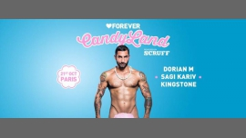 Forever CandyLand with Sagi Kariv - Powered by Scruff à Paris le sam. 21 octobre 2017 de 23h00 à 07h00 (Clubbing Gay)