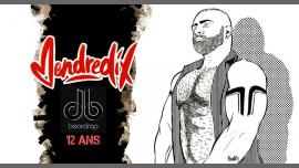 VendrediX Pré-party Beardrop db 12 Ans à Paris le ven. 14 juin 2019 de 18h00 à 01h00 (After-Work Gay, Bear)