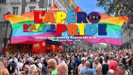 L'apéro d'after Pride 2019 #cox em Paris le sáb, 29 junho 2019 18:00-02:00 (After-Work Gay)