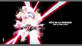 Le COX fête la musique ! 21 juin 19 em Paris le sex, 21 junho 2019 19:00-02:00 (After-Work Gay)
