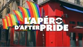 L'apéro d'after Pride 2017 à Paris le sam. 24 juin 2017 de 18h00 à 02h00 (After-Work Gay)
