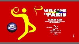 Welcome to Paris - Basket-ball à Paris le mer.  8 août 2018 de 19h00 à 02h00 (After-Work Gay)