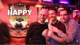 Happy Cox à Paris le dim. 17 mars 2019 de 18h00 à 02h00 (After-Work Gay)