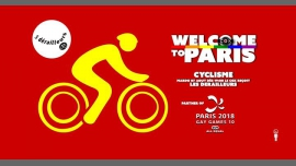 Welcome to Paris - Cyclisme à Paris le mar.  7 août 2018 de 19h00 à 02h00 (After-Work Gay)