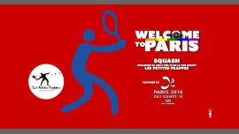 Welcome to Paris - Squash à Paris le dim.  5 août 2018 de 19h00 à 02h00 (After-Work Gay)