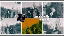 Alex DJ-A & LadyBird live performance ( carte blanche ) à Paris le jeu. 13 décembre 2018 de 19h30 à 23h30 (After-Work Gay)