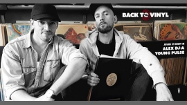 Back To Vinyl Alex DJ-A & Young Pulse in Paris le Thu, November 29, 2018 from 07:30 pm to 11:30 pm (After-Work Gay)