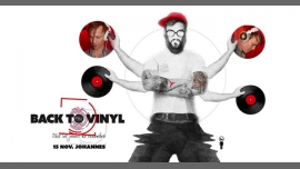 Back To Vinyl Johannes in Paris le Thu, November 15, 2018 from 07:30 pm to 11:30 pm (After-Work Gay)