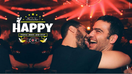 Happy Cox à Paris le dim.  7 avril 2019 de 18h00 à 02h00 (After-Work Gay)