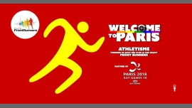Welcome to Paris - 5 Km / Track and Field à Paris le ven. 10 août 2018 de 19h00 à 02h00 (After-Work Gay)