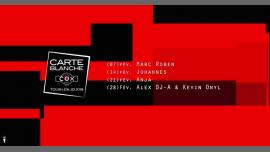 Carte Blanche à Paris le jeu.  7 février 2019 de 19h00 à 23h30 (After-Work Gay)