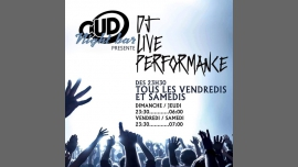 Dj Live Performance in Paris le Sat, September 10, 2016 from 11:55 pm to 07:00 am (Clubbing Gay)