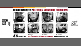 Apéro-rencontre avec les candidats - Fierté Ours Paris 2019 à Paris le sam.  6 avril 2019 de 19h30 à 22h30 (After-Work Gay, Bear)