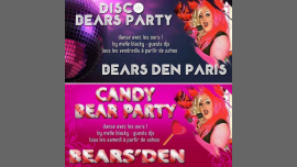 Dj al1 au Bears'den les vendredis et samedis en Fevrier in Paris le Sat, February 23, 2019 from 10:00 pm to 04:00 am (Clubbing Gay, Bear)