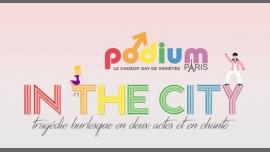 In The City à Vanves le ven. 14 octobre 2016 à 20h30 (Concert Gay, Lesbienne, Hétéro Friendly)