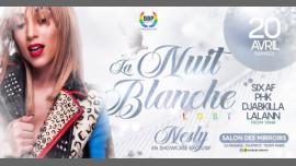 La Nuit Blanche LGBT / Artiste invitée Nesly à Paris le sam. 20 avril 2019 de 23h30 à 05h30 (Clubbing Gay, Lesbienne, Hétéro Friendly)