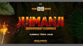 Juimanji Bienvenue dans la Jungle LGBT / Show QLM à Paris le sam.  9 mars 2019 de 23h30 à 06h00 (Clubbing Gay, Lesbienne, Hétéro Friendly)