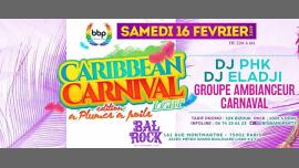 BBP Caribbean Carnival PARIS en Paris le sáb 16 de febrero de 2019 23:30-05:30 (Clubbing Gay)