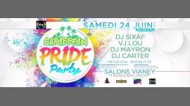 Caribbean GAY PRIDE PARTY LGBT à Paris le sam. 24 juin 2017 de 12h00 à 07h00 (Clubbing Gay, Lesbienne)