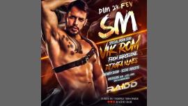 Soiree SM @ Raidd Bar! à Paris le dim. 24 février 2019 de 18h00 à 04h00 (Clubbing Gay)