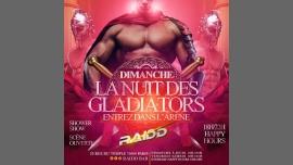 La Nuit Des Gladiators à Paris le dim. 25 novembre 2018 de 18h00 à 04h00 (Clubbing Gay)
