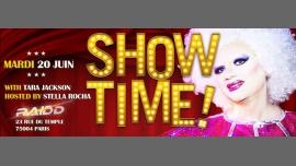 ShowTime with Tara Jackson à Paris le mar. 20 juin 2017 de 22h00 à 04h00 (After-Work Gay)