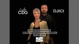 DJ Set DJICI & Cecile CDG - Marche des Fiertés 2019 - Paris em Paris le sáb, 29 junho 2019 13:00-20:00 (Desfiles Gay, Lesbica)