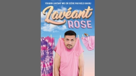 Yohann Lavéant dans Lavéant rose in Paris le Fri, September 29, 2017 from 07:30 pm to 08:30 pm (Show Gay Friendly)