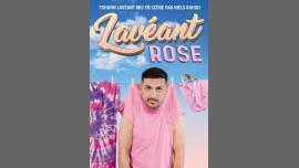 Yohann Lavéant dans Lavéant rose à Paris le ven. 20 octobre 2017 de 19h30 à 20h30 (Spectacle Gay Friendly)