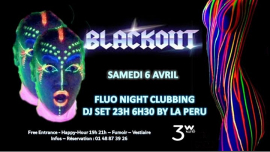 La Blackout in Paris le Sat, June  1, 2019 from 07:00 pm to 06:30 am (After-Work Gay Friendly, Lesbian)